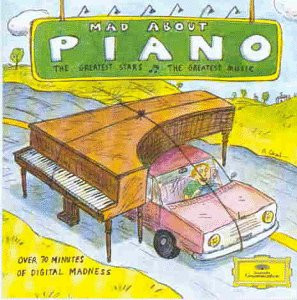 Argerich - Mad About Piano