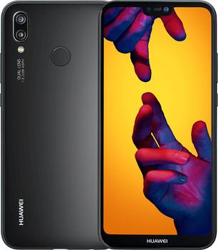 Huawei P20 Lite Dual SIM 64GB nero