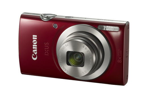 Canon IXUS 175 rojo