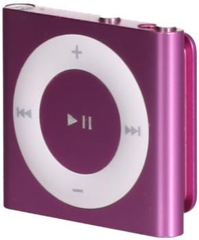 Apple iPod shuffle 4G 2 Go rose