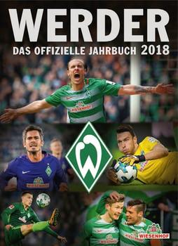 Werder. Das offizielle Jahrbuch 2018 [Gebundene Ausgabe]