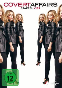 Covert Affairs - Staffel vier [4 Discs]