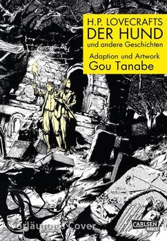 H.P. Lovecrafts Der Hund und andere Geschichten - Tanabe Gou  [Taschenbuch]