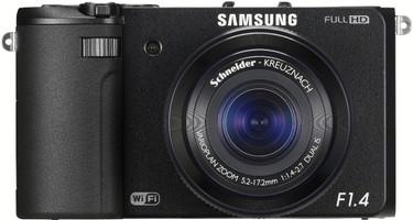 Samsung EX2F negro