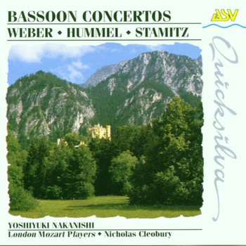 Bassoon Nakanishi - Bassoon Concertos