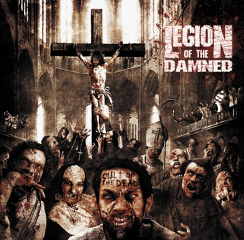 Legion of the Damned - Cult of the Dead (Ltd.Deluxe ed.)