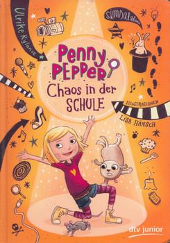 Penny Pepper: Chaos in der Schule - Ulrike Rylance [Gebundene Ausgabe]