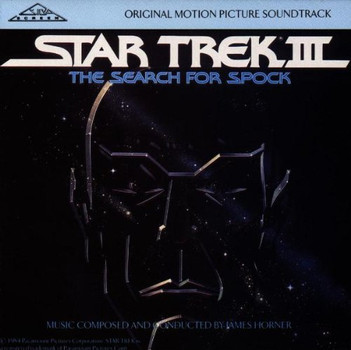 James Horner - Star Trek III - The Search for Spock