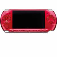 Sony PSP 3004 rood
