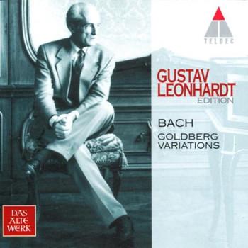 Gustav Leonhardt - The Gustav Leonhardt Edition Vol. 2 (Bach: Goldberg-Variationen)