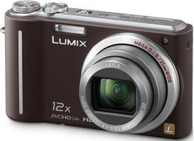 Panasonic Lumix TZ7 marrón