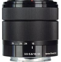 Sony E 18-55 mm F3.5-5.6 OSS 49 mm filter (geschikt voor Sony E-mount) zwart