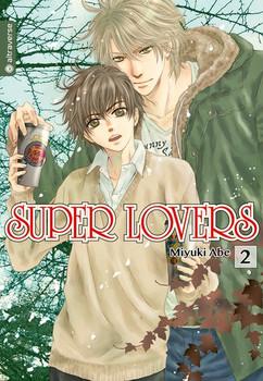 Super Lovers 02 - Abe Miyuki  [Taschenbuch]