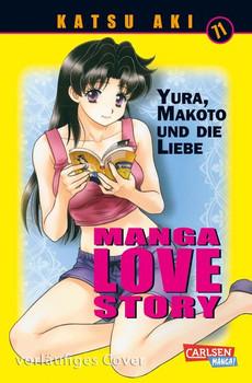 Manga Love Story 71 - Katsu Aki  [Taschenbuch]