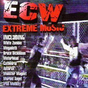 Various - Ecw Extreme Music