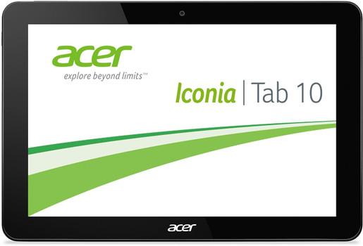 Acer Iconia Tab 10 A3-A20HD 16GB eMMC [WiFi] nero