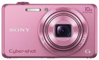 Sony DSC-WX220 rosa