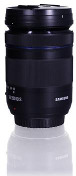 Samsung NX 18-200 mm F3.5-6.3 ED OIS 67 mm Obiettivo (compatible con Samsung NX) nero