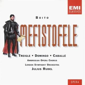 Treigle - Boito: Mefistofele (Gesamtaufnahme(ital.),Aufnahme London 1973)
