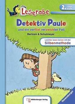 Leserabe: Detektiv Paule und ein verflixt verzwickter Fall - Rüdiger Bertram [Taschenbuch]
