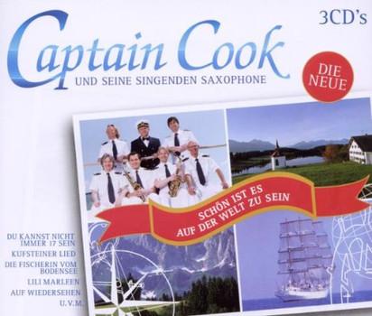 Captain Cook und Seine Singenden Saxophone - Schön Ist Es auf der Welt zu Sein