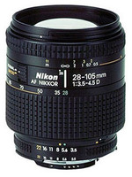 Nikon AF NIKKOR 28-105 mm F3.5-4.5 D IF 62 mm filter (geschikt voor Nikon F) zwart