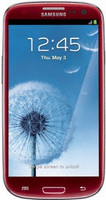 Samsung I9300 Galaxy S III 16GB rosso