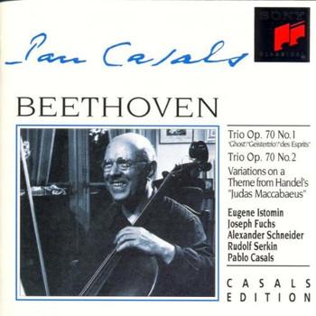 P. Casals - Casals Edition: Beethoven