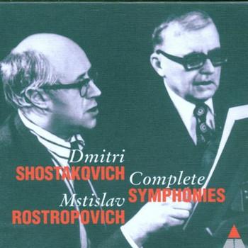 M. Rostropowitsch - Die Sinfonien