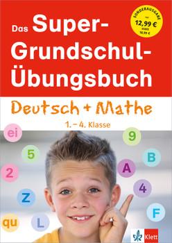 Klett Das Super-Grundschul-Übungsbuch 1. - 4. Klasse