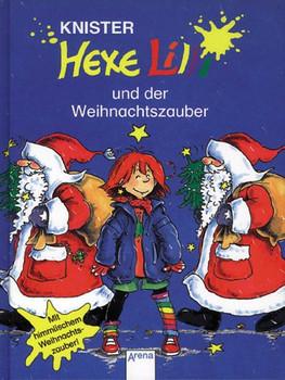 Hexe Lilli 05. Hexe Lilli und der Weihnachtszauber. - Knister