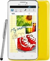 Alcatel 8000D One Touch Scribe Easy 4GB amarillo