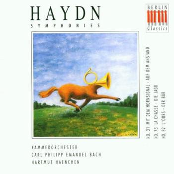 H. Haenchen - Sinfonien 31 / 73 / 82