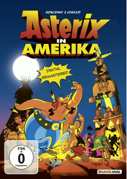 Asterix in Amerika [Digital Remastered]