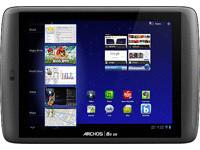 """Archos 80 G9 Turbo 8"""" 250GB [wifi] zwart"""