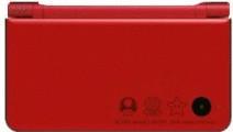 Nintendo DSi XL rojo [Edición 25 aniversario sin New Super Mario Bros]