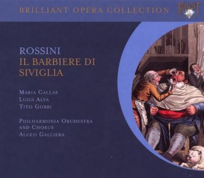 Maria Callas - Brilliant Opera Collection: Rossini - II Barbiere di Siviglia