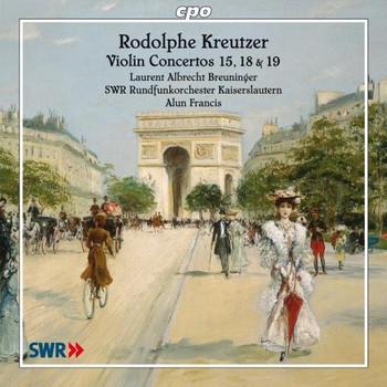 Breuninger,Laurent Albrecht - Kreutzer:Violin Concertos