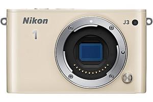 Nikon 1 J3 Systeemcamera beige