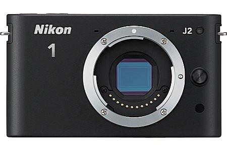 Nikon 1 J2 Systeemcamera zwart