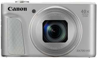 Canon PowerShot SX730 HS plata