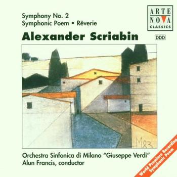 Alun Francis - Deuxieme Symphonie / Poema Sinfo