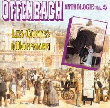 Teschemacher - Offenbach-Anthologie Vol. 4 (Hoffmanns Erzählungen: Melodienauswahl)