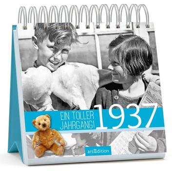 1937 - Ein toller Jahrgang! [Spiralbindung]