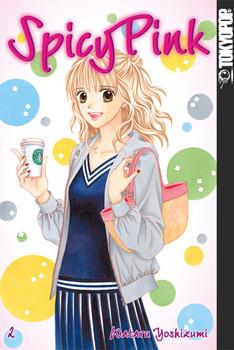 Spicy Pink 02 - Wataru Yoshizumi
