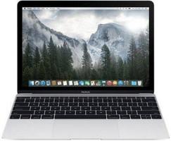 Apple MacBook 12 (Retina Display) 1.1 GHz Intel Core M3 8 Go RAM 256 Go PCIe SSD [Début 2016, clavier anglais, QWERTY] argent