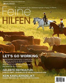 Feine Hilfen, Ausgabe 36 - Verlag Cadmos  [Taschenbuch]