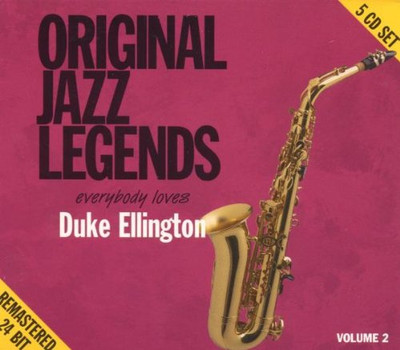 Various - Original Jazz Legends 2