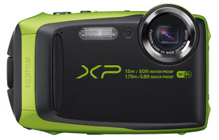 Fujifilm XP90 groen