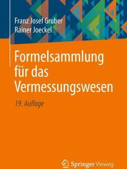 Formelsammlung für das Vermessungswesen - Rainer Joeckel  [Taschenbuch, 19. Auflage 2018]